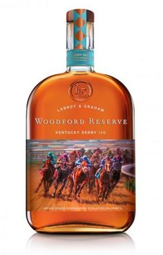 Woodford Reserve's 2014 Kentucky Derby Bottle