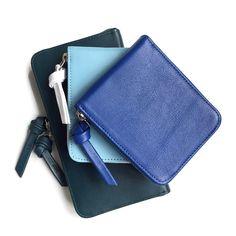 Multicolr wallets. Signature puller. Vienna, Wallets, Instagram Posts, Bags, Handbags, Totes, Lv Bags, Taschen, Bag