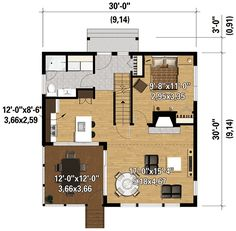 Plan 80773PM: Contemporary Plan With Second Floor Deck