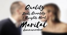 """Right now at LifeLetter Cafe ... """"More talking doesn't mean better talking .. @pdbarringer   Read & refresh-forward David and """"2 Thoughts about Marital Communication"""" here .."""