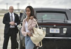 Pin for Later: Malia Obama Wears the 1 Coat You Need to Top Off All Your Casual Spring Looks