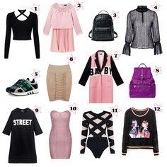 StyleWe, moda, fashion, loja online, lojas, loja de roupa, design de moda, peças exclusivas, store, meu favoritos,