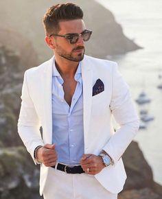 Blazer Outfits Men, Mens Fashion Blazer, Stylish Mens Outfits, Best Mens Fashion, Business Casual Outfits, Suit Fashion, Daily Fashion, Fashion Outfits, Der Gentleman