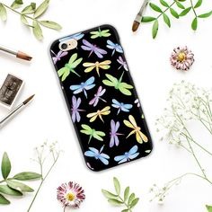 We have just come out with the perfect cellphone case for all of the fans of dragonflies out there.  #dragonflylife