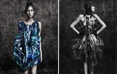 Images by Lisa Hasselgren. Design by HIRA SHAH who competes for the Muuse x Vouge Talents Young Vision Award 2012.