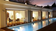 In the village of Robertson, Cape Winelands, The Robertson Small Hotel is a boutique-luxe stay with 2 pools, a restaurant and stylish suites. The Robertson Small Hotel is a stylish boutique gem in South Africa.