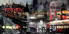 London Way Out Prints at AllPosters.com