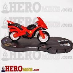 Robincycle DC Comics Streets of Gotham HeroClix set.