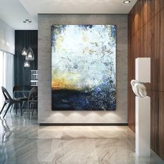 Extra Large Abstract Paintings by Professional Artist by canvasbrushesknives Large Abstract Wall Art, Large Painting, Painting Art, Abstract Paintings, Art Texture, Texture Painting, Modern Wall Decor, Home Decor Wall Art, Modern Art