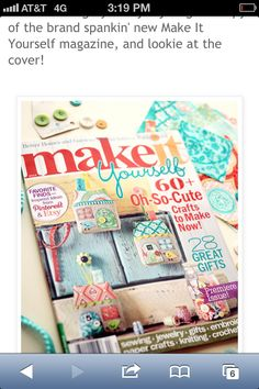 Make it magazine