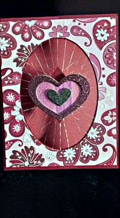 Hand made Valentine's Day card for that special by AnniesKreations, $6.00