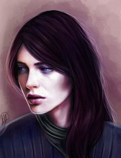 Kendra Amell by Jinxiedoodle on DeviantArt