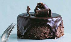 Små fine chokoladecheesecakes - ALT.dk