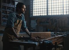 Photographer of the Day: Dean Bradshaw for the Craftsmen Series - Resource Reportage Photography, Cinematic Photography, Man Photography, Photography Projects, Photography Business, Lifestyle Photography, Artistic Photography, Business Portrait, Lightroom