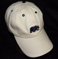 University of California UC Berkeley Cal Grizzley Bear Oski Baseball Cap Hat #TheGame #UCBerkeley