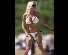 The Playboy bombshell returns: Pamela Anderson