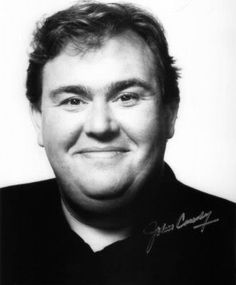 John Candy (John Franklin Candy - October 31, 1950 - March 4, 1994; 43 years old - died of Heart Attack)