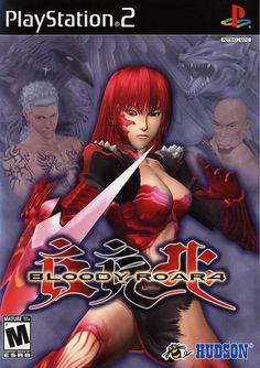Bloody Roar 4 Sony Playstation 2 Game