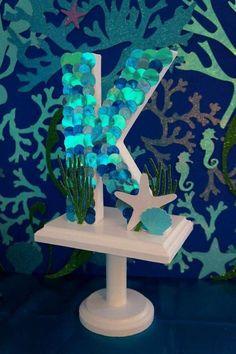 Kristalyn's Under the Sea Birthday | CatchMyParty.com