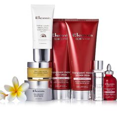 Keep an eye out for our @elemisltd  seven-piece Skin Radiance Face and Body Collection coming to QVC UK this Sunday (12th)  at midnight! #QVCElemisExotic