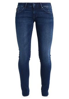 Mavi SERENA - Jeans Skinny Fit - forest blue ultra-move for £79.99 (20/10/17) with free delivery at Zalando