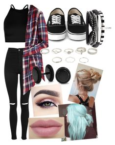 """Untitled #81"" by maeve-nelsen on Polyvore featuring Topshop, Boohoo, American Eagle Outfitters and Bling Jewelry"