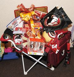 JCA of Jacksonville 2011 Bountiful Baskets Silent Auction