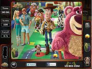 Find out the objects displayed below, which are hidden in the image. Find them in short time to score more. Find Hidden Objects Games, Hidden Object Games Free, Toy Story 3, Online Games, Free Games, Family Guy, Display, Toys, Painting