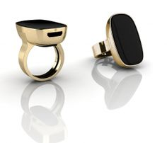 Smart Jewelry for Emotional Wellbeing - Moodmetric Smart Ring, Technology Gadgets, Jewels, Gemstones, Mood Rings, Accessories, List, Nervous System, High Speed