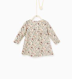 ZARA - KIDS - Jacquard dress