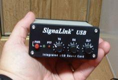 NA4IT's SignalinkUSB Hints and Tips