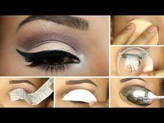67 ideas makeup ojos dramaticos for 2019 Simple Eye Makeup, Eye Makeup Tips, Beauty Makeup, Makeup Ideas, Makeup Organization Ikea, Prom Makeup Tutorial, Cut Crease Tutorial, Cut Crease Eye, Brown Mascara