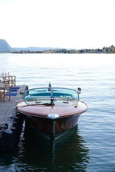 Riva Yachts, Riva Boat, Classic Wooden Boats, Wood Boats, Yacht Design, Speed Boats, Lake Life, Alfa Romeo, Hot Wheels