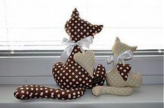 - Gatos en la ventana marrón dúo - 2438777