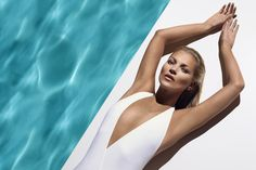 Kate Moss in Nothing But a St. Tropez Tan