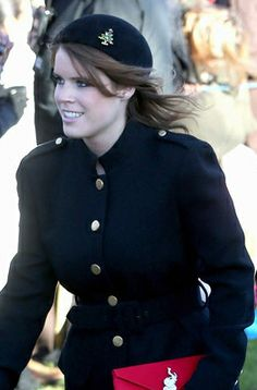 Princess Eugenie, December 25, 2013 | The Royal Hats Blog