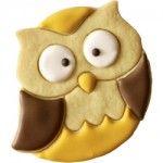 cortador galletas buho