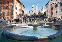 ローマ・噴水