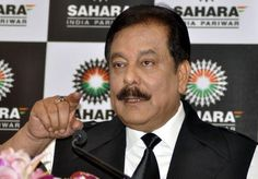 Subrato Roy is restrained from leaving India