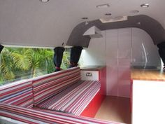 Very cozy modern van conversion
