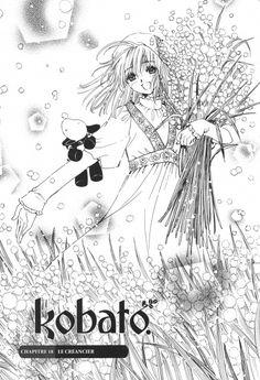CLAMP, Kobato, Ioryogi, Kobato Hanato, Chapter Cover