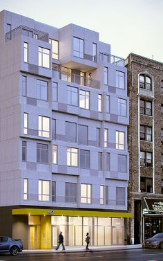 This Prefab Building Is A First For New York | Co.Design | business + design