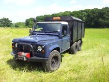 Land Rover Defender 110 130 6x6 tipper pickup