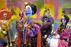 Halloween & Día de los Muertos/Day of the Dead Events Get Underway ...