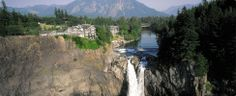 Looking forward to Pacific Northwest Waterfalls !