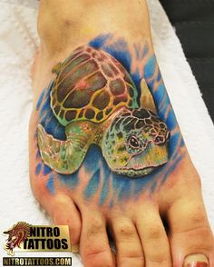 turtles tattoos meaning #tattoosideas #tattoos #tattoo #nitrotattoos