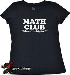 47811771 Math Teacher Gift - Funny Mathematics Shirt for Women - Math Geek Tshirt