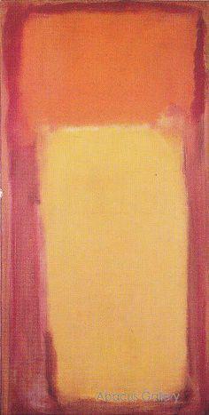 Mark Rothko - No 30 1949 428 Reproduction Oil Painting
