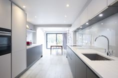 Telegraph Hill, SE14, London, Home Extensions, Side Return Extension, Kitchen Extension, Ground Floor Flat Extension, Sliding Doors, Kitchen, Rear Extension, Roof-lights, Pitched Roof, Side Return Ideas, Kitchen Extension Ideas, Dining Area Ideas, Living Area Ideas, Open Plan Living, Living Room Floor