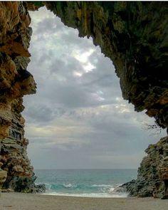 Korakas beach